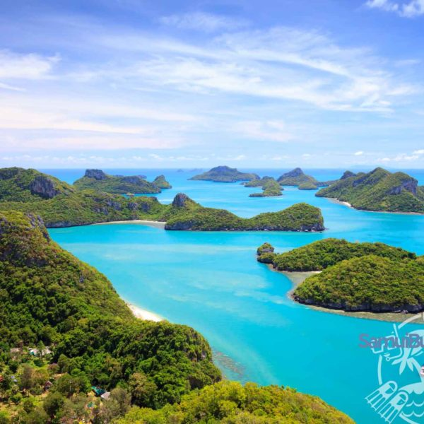 The Angthong national marine park tour is a dream day out and certainly one of the best day tours we have to offer if you are visiting Koh Samui!