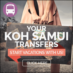 Koh Samui Transfer – it's comfy trip for a fixed price