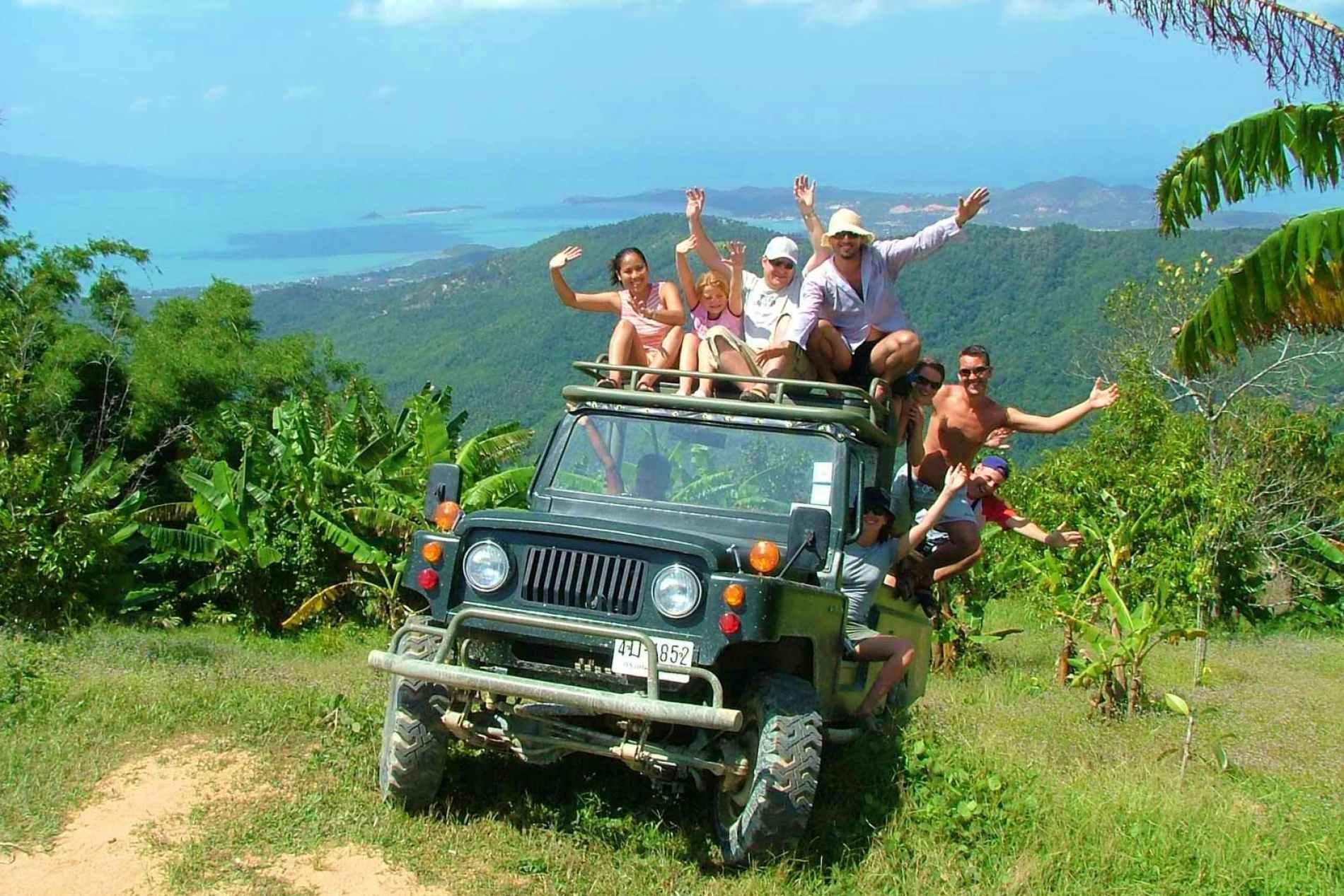 Eco Jungle Tours Koh Samui